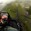 VIDEO: Awesome Passenger Ride In A Eurofighter Typhoon Includes Sightseeing Over The Scottish Highlands