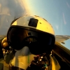 VIDEO: Aerobatics And Cloud Surfing With MIG-29 Fulcrum's Equals Spectacular Video!