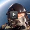 VIDEO: How it's Really Like to be a F-18 Fighter Pilot, Some Spectacular Video Footage!