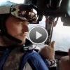 VIDEO: Crazy Wingsuit Man Flies Through Tiny Cave With a Top Speed of 155 Miles Per Hour