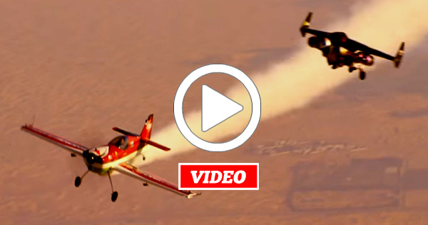 VIDEO: Pushing The Boundaries of Aviation to the Extreme
