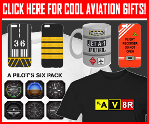 Cool Aviation Gifts
