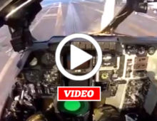 VIDEO: This Kind of Takeoff Really Gets Your Adrenaline Pumping!